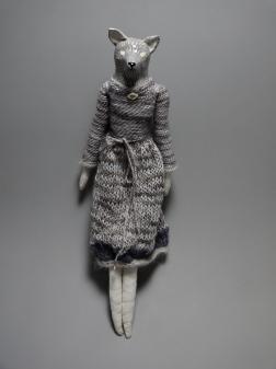 Gray Spirit Wolf